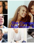 She Changed -A Niall Horan fanfic