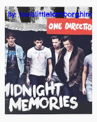 Midnight Memories- One Direction Lyrics