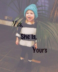 Yes, She Is Yours