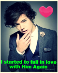 I started to fall in love Again