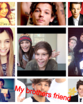 My brothers friend | One direction *færdig*
