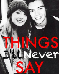 Things I'll Never Say | One DIrection