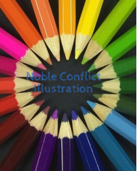 Noble Conflict Illustration Competition