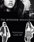 I'm strong enough! Justin Bieber, Madison Beer.