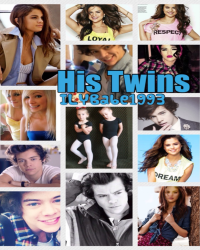 His Twins-One Direction Fanfiction