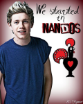We started at Nandos *One shot competition*