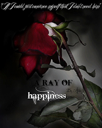 A ray of happiness | Niall Horan - short story *færdig*