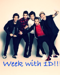 Week with 1D 🇬🇧