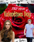 The first Valentines day
