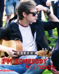 I'm Somebody, He's Nobody - Michael Clifford Fanfic