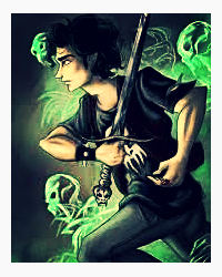 Facade of Fate (Harry Potter/Heroes Of Olympus) - Percy