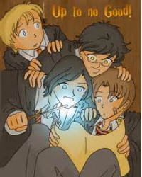 The Diary's of the marauders, and Lily... Oh and Snivellus