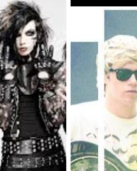 Kidnapped By My Idol (1 direction and black veil brides fan fic)