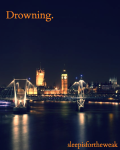 Drowning.