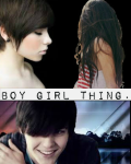 Boy Girl thing.