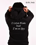 I Love Him But I'm A Spy