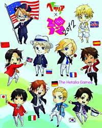 The Hetalia Games