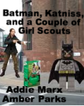 Lego Batman, Katniss, and a Couple of Random Stories
