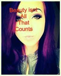 Beauty is not all that counts~harry styles fanfic