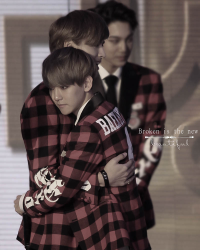 Broken is the new Beautiful {KrisBaek}