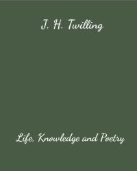 Life, Knowledge and Poetry