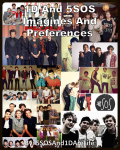1D And 5SOS Imagines And Preferences