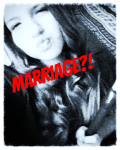 Marriage?!