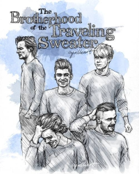 The Brotherhood of the Traveling Sweater