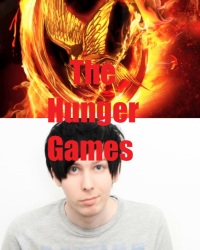 The Hunger Games (A phil lester fanfiction)