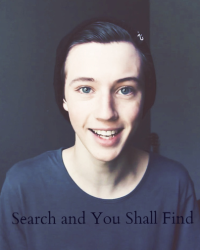Search and you shall find (Troye Sivan Fanfiction)