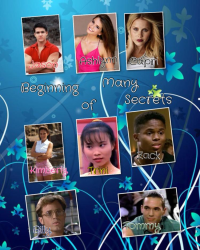 Beginning of Many Secrets (MMPR) (S1) (Discontinued)
