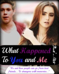 What happend to you and me?