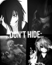 .:Don't Hide:. {CP}