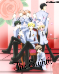 (On hold) The Eighth *A Ouran Host Club fanfic*