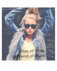 Sister of malik, girlfriend of styles •sequel to sister of malik, best friend of Tomlinson•