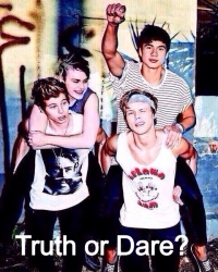 Truth or Dare: 5SOS Edition