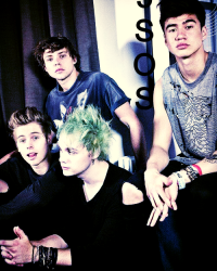 5 seconds of summer imagines -open-