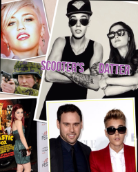 Scooter's datter