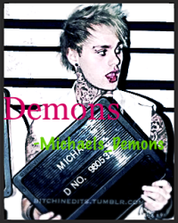 Demons (Michael Clifford ft. 5sos)