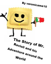 The Story of Mr.Ravioli and his Adventure Around the World