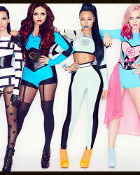 Adopted By Little Mix