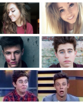 Randomly Met - Cameron Dallas And Nash Grier