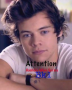 Attention (Harry Styles) (Mini Series Hashley) Bk1