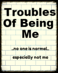Troubles Of Being Me