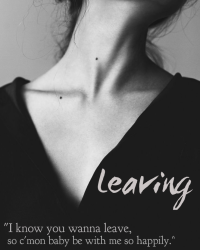 Leaving ➸ n.h. fanfiction
