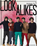 Look Alikes || One Direction <On Hatius>