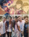 Imagines - One Direction, 5SOS & Justin Bieber.