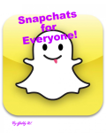 Snapchats for everyone!