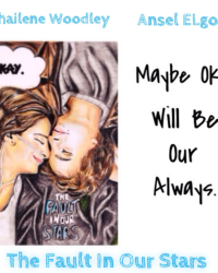 Tfios poster competition / hand drawn and edited
