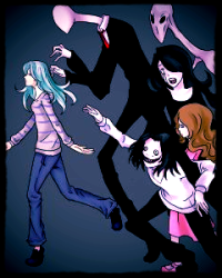 LIVING WITH THE CREEPYPASTA FAMILY